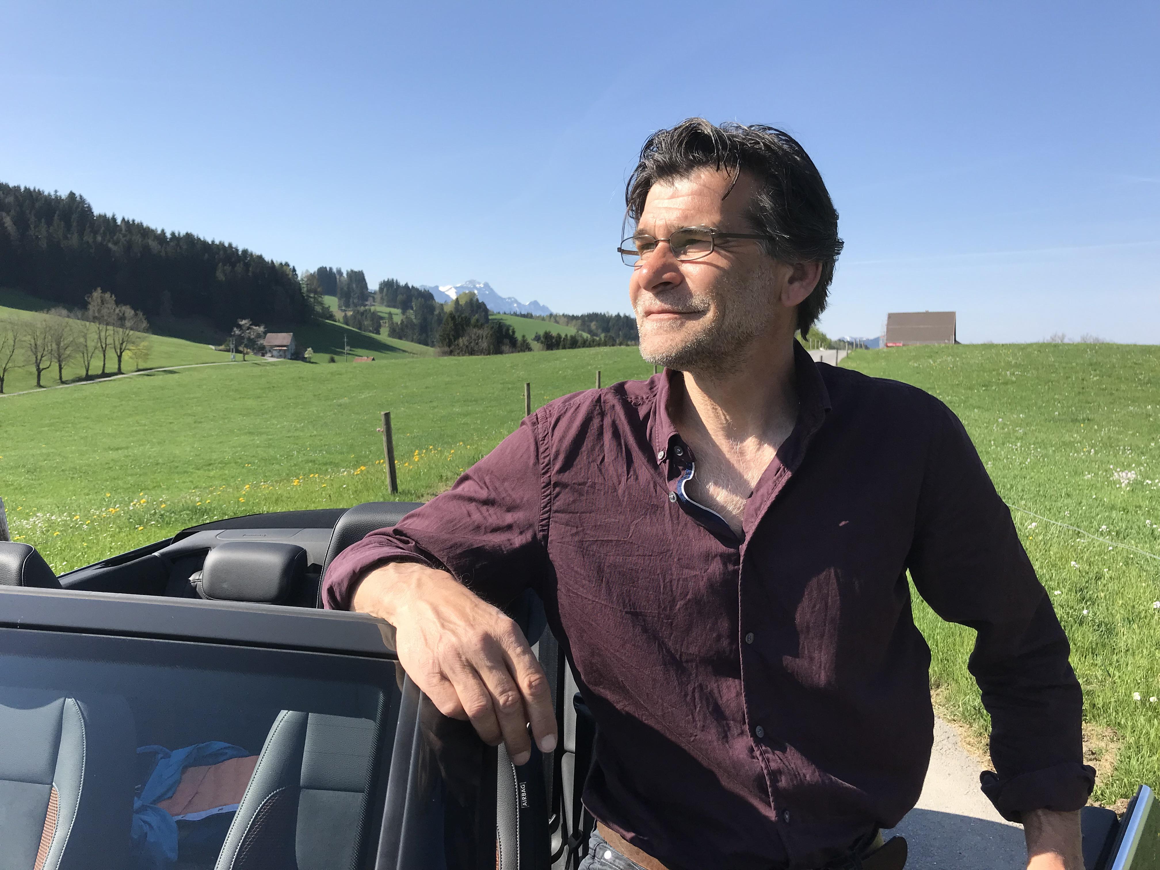 Thomas Leuenberger Fahrlehrer St.Gallen